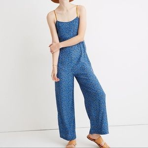 """Madewell """"Calico Floral"""" Jumpsuit"""